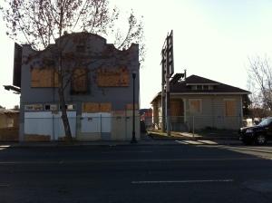 Abandoned houses, San Jose, CA © Snowbirdofparadise.com