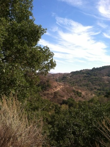 Almaden Quicksilver Park Trail
