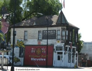 Faber's Cyclery 2009