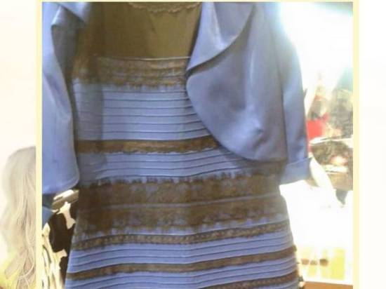 http://www.independent.co.uk/news/science/what-color-is-the-dress-blue-and-black-or-white-and-gold-whatever-you-see-says-a-lot-about-you-10074490.html