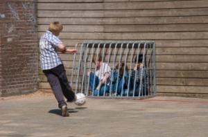 schoolyard bully