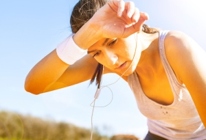 http://greatist.com/move/why-do-i-sweat-so-much