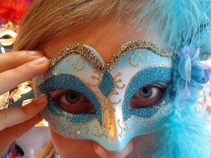 Carnival Venetian Mask