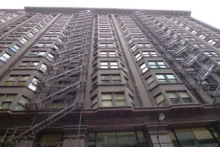 https://commons.wikimedia.org/wiki/File:Monadnock_Building_Fire_Escape.jpg
