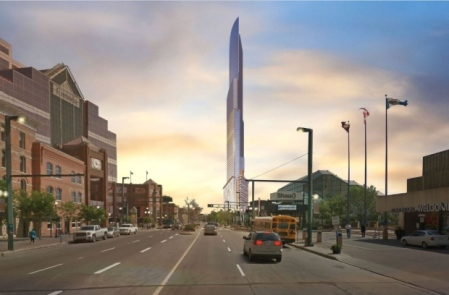 http://www.cbc.ca/news/canada/edmonton/80-storey-tower-proposed-for-downtown-edmonton-1.3809289
