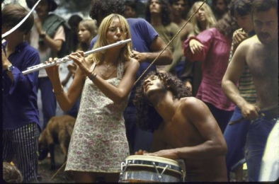 Youth Culture - Hippies 1960s by Paul Townsend via Flickr (CC BY-NC 2.0)