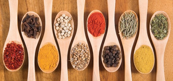 A Variety of Dried Ingredients from U.S. Department of Agriculture via Flickr (CC0)