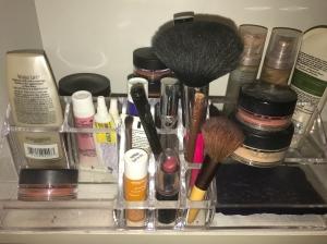 Make-up Tray
