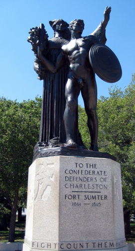 Monument to the Confederate Defenders of Charleston