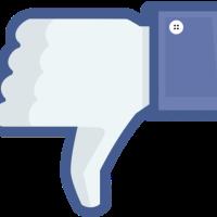 Bye, Bye, Facebook.