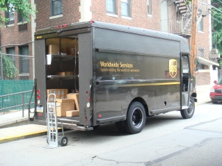 package delivery van UPS_large