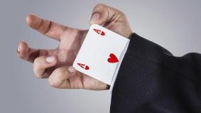 card trick conmen