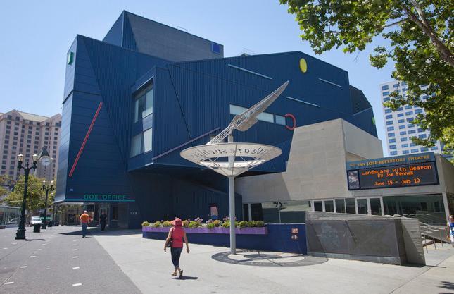 san jose repertory theater