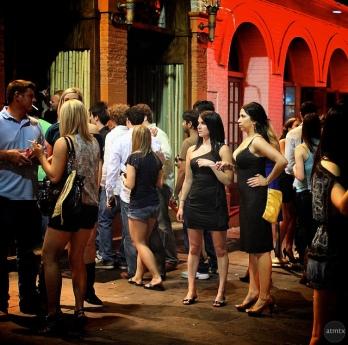 clubbing Austin