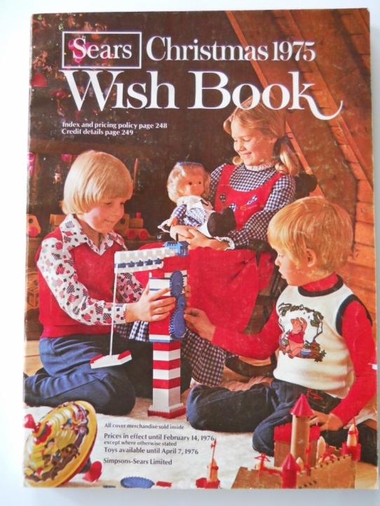 Sears Wish Book 1975