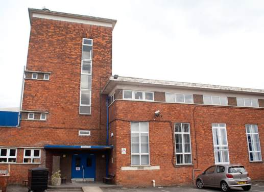 Mellow Lane School, Hayes