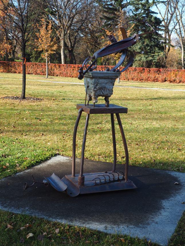 Whirly Bird (2005) by Susan Owen Kagan