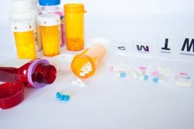 Pills, medicine, and vitamins