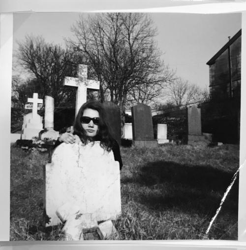In Giggleswick cemetery